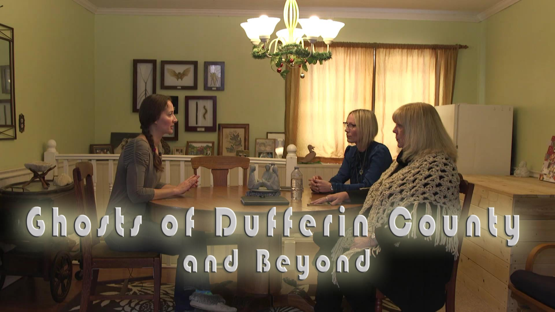 Ghosts of Dufferin County and Beyond