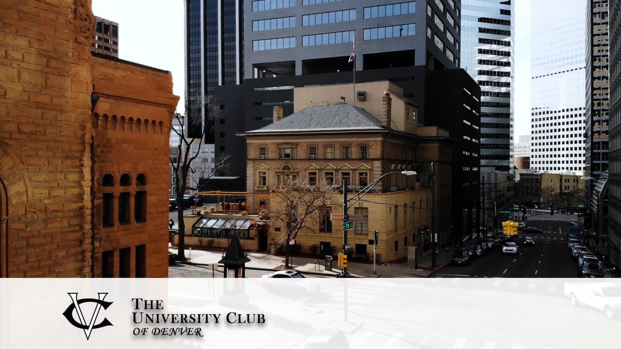 University Club Denver ~ Join Us!