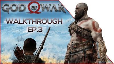 They Got Me Fighting Cannibal Demon People?! - God of War Walkthrough EP.3