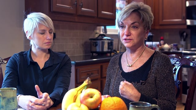 The Home Caregiver Network - Sally and Megan