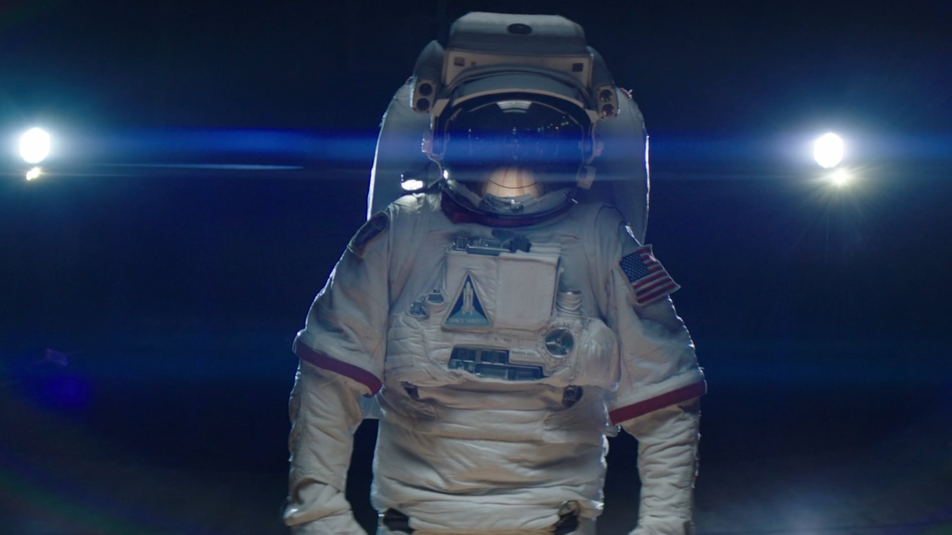 NIKE BASKETBALL // PG3 x NASA