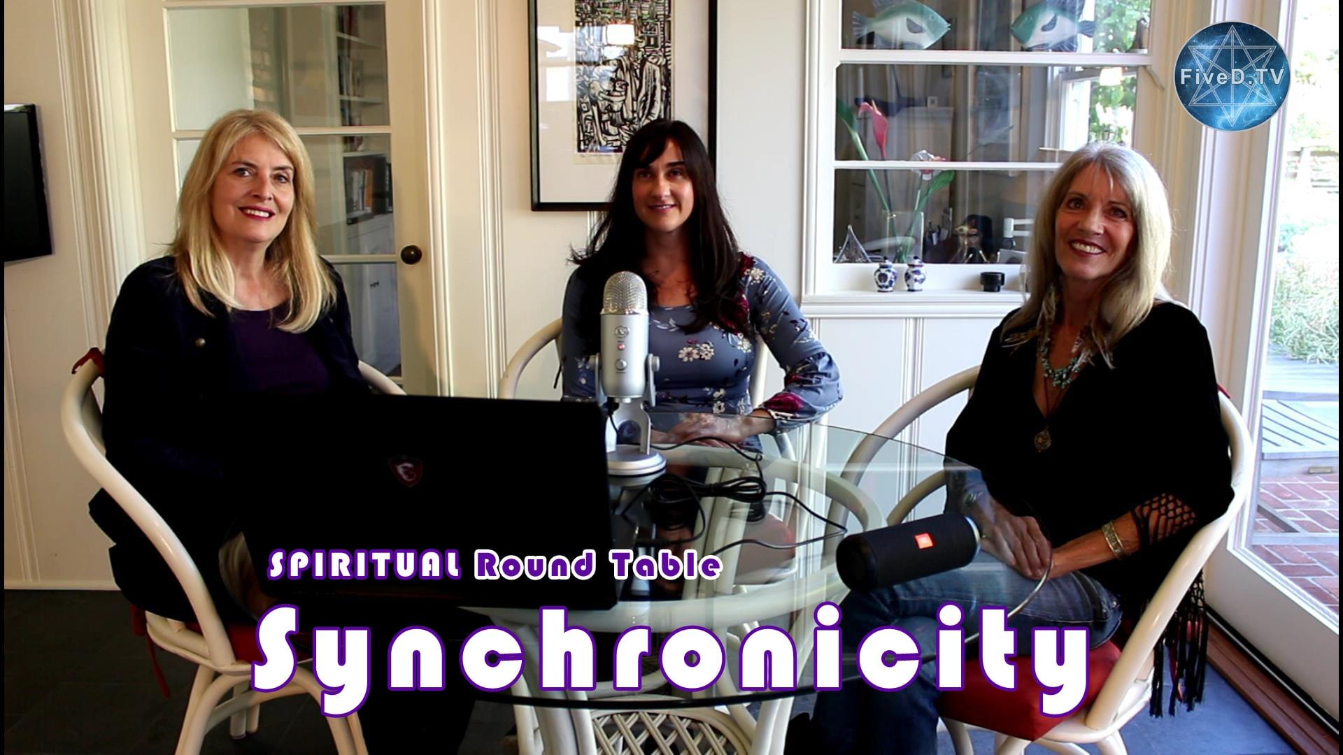Spiritual Round Table – California