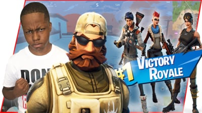 Going OFF With My Ninjas! - Fortnite Battle Royale