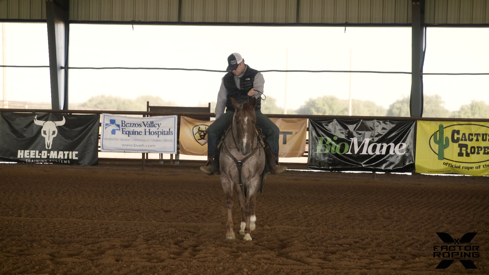OTT Keeping Your Horses Between Your Legs and Reins While Going Fast with Charly Crawford and Rhett Baker
