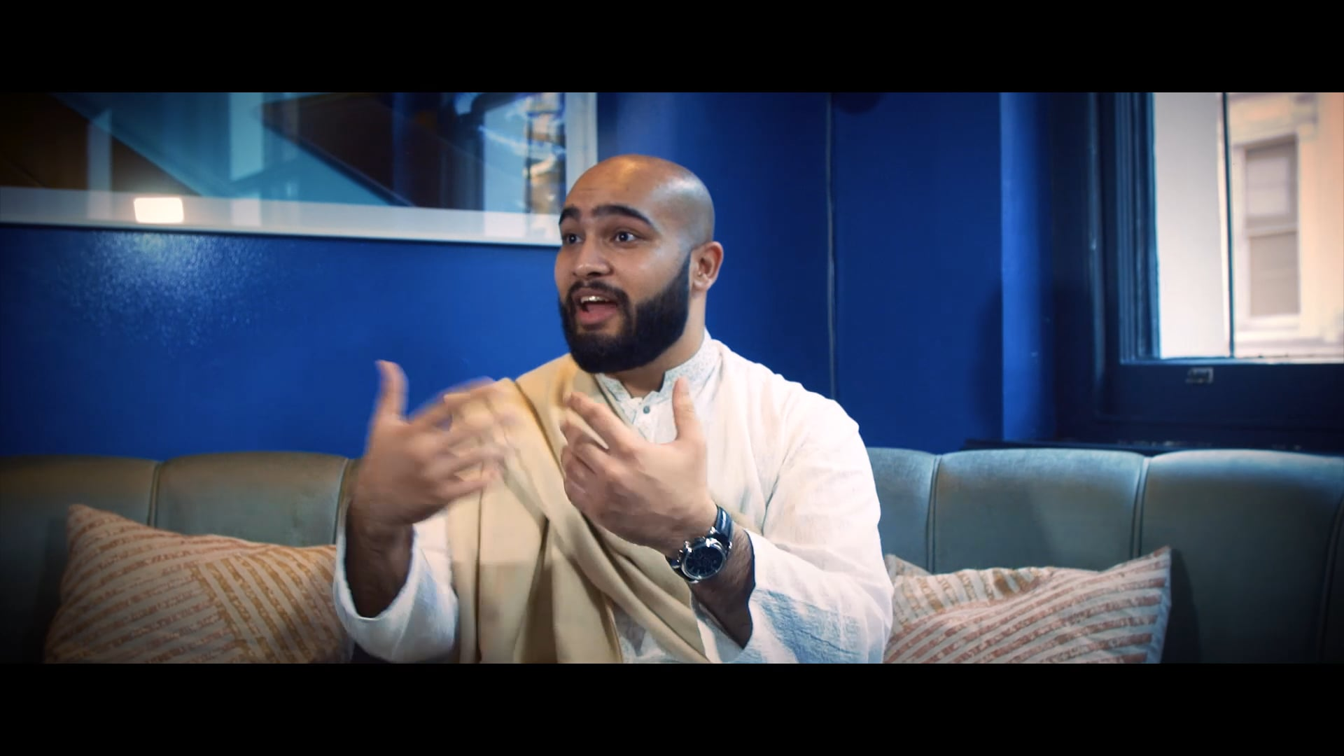 Shayan Ali - Assistant Director