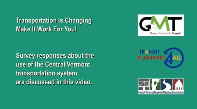 Transportation Is Changing 2019 Make It Work For You!