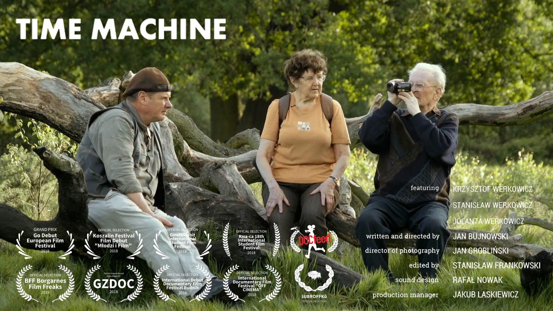 Time machine directed by Jan Bujnowski