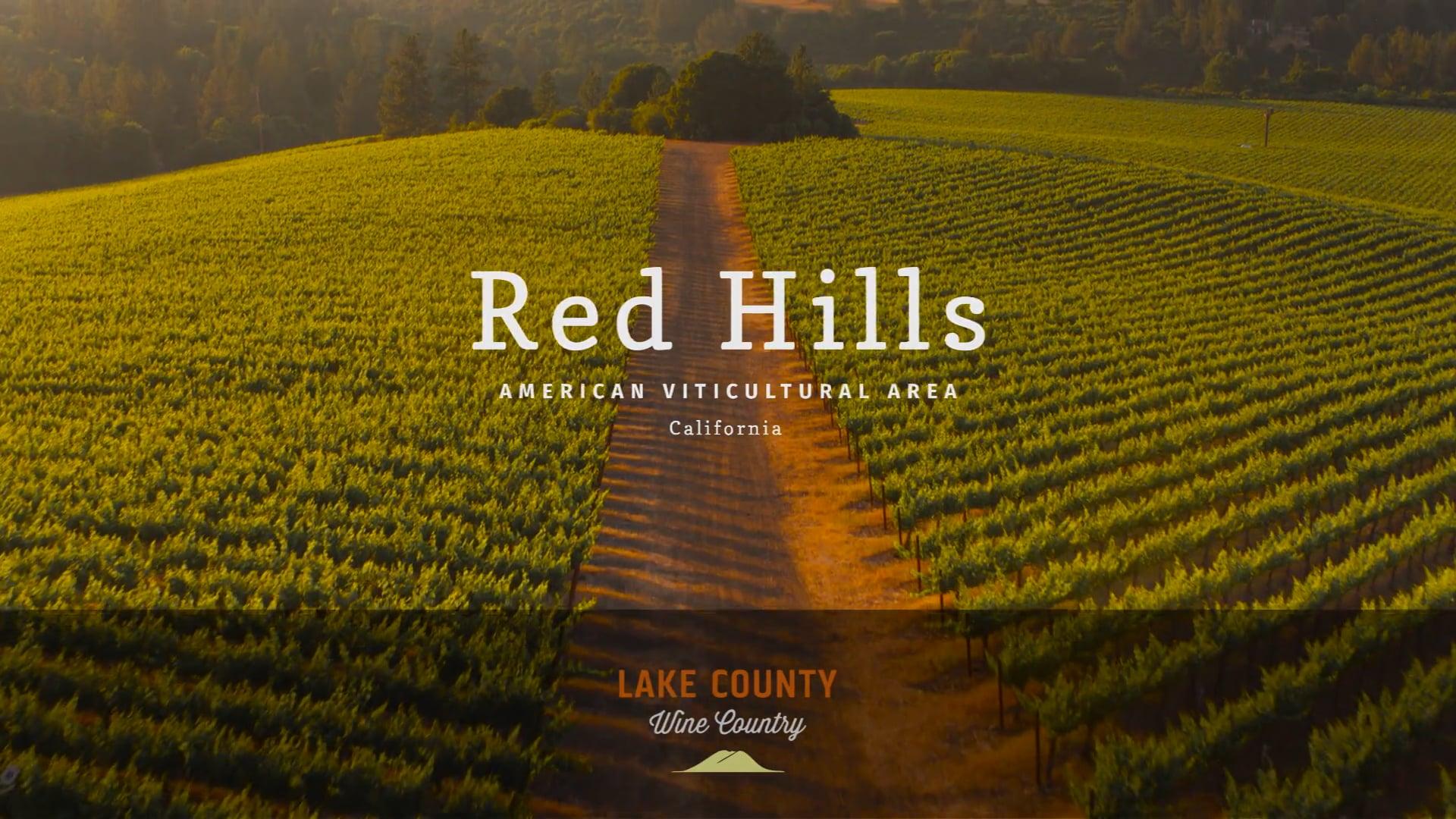 Red Hills American Viticultural Area Promo Spot
