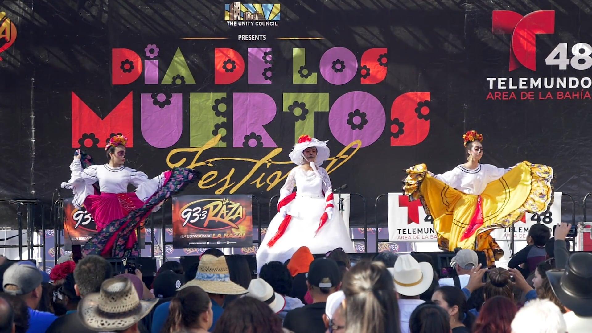 Large-scale Outdoor Festival Highlights: Dia de Los Muertos 2018
