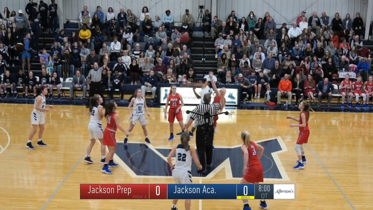 Varsity Girls Basketball-2019-Jan-11-Jackson Prep