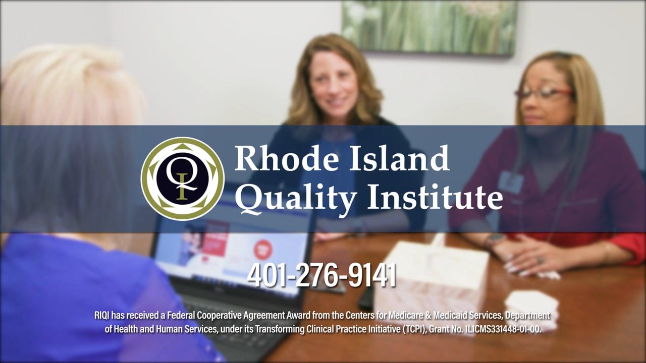 RIPCPC Rhode Island Quality Institute