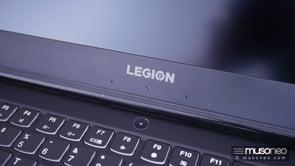 Lenovo Y530 unboxing