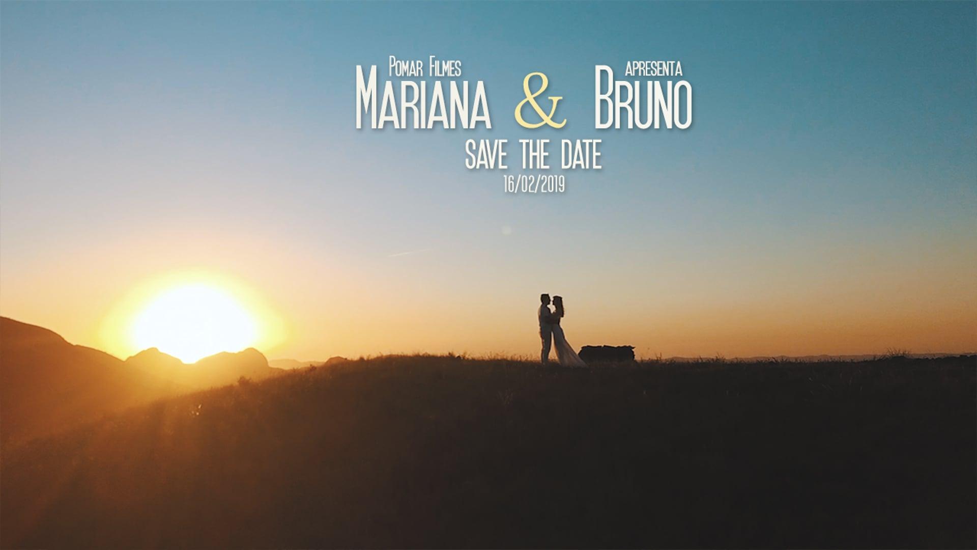 Save The Date Mariana e Bruno - Inhotim