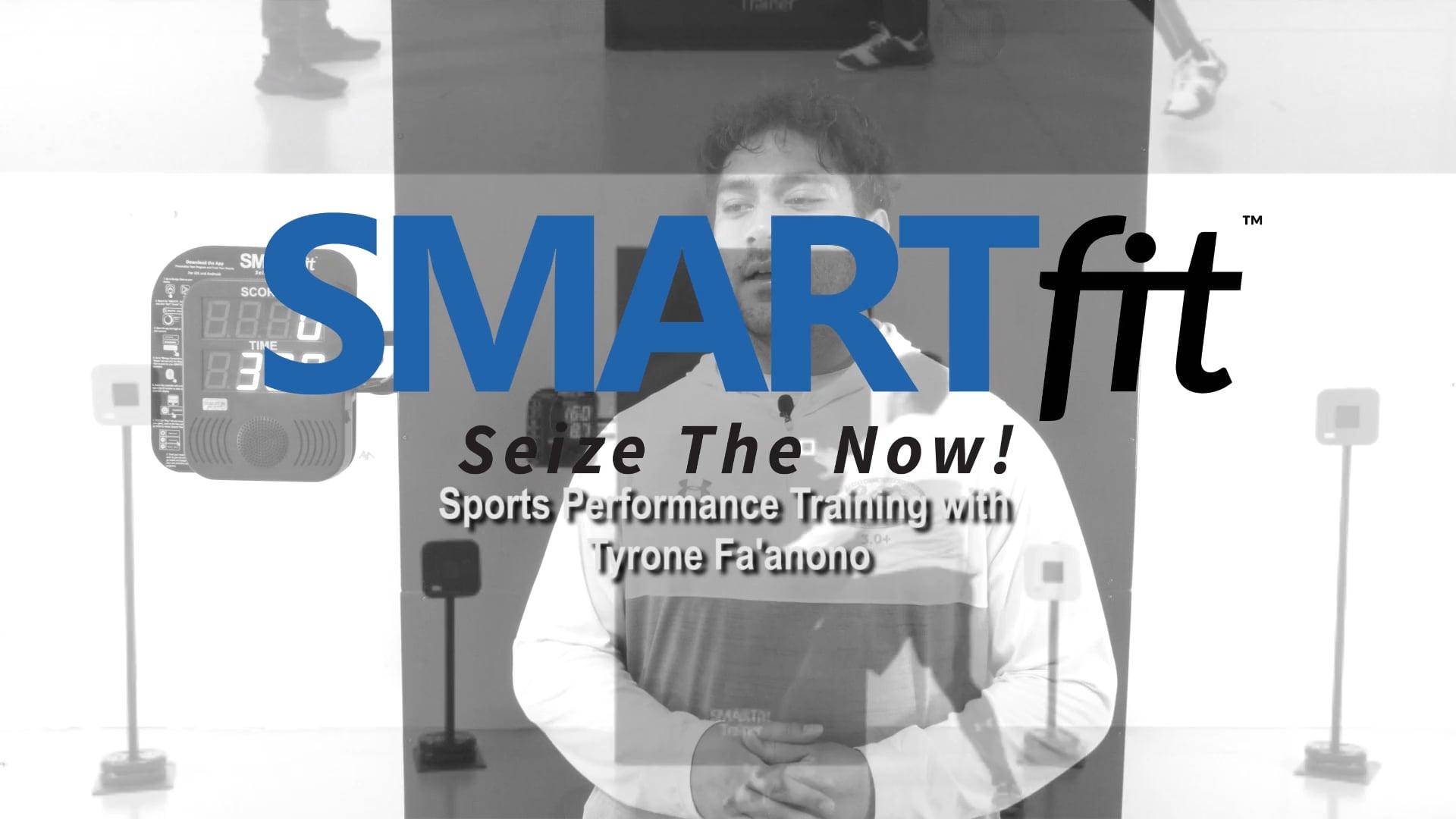 Sports Performance Training with Tyrone Fa'anono