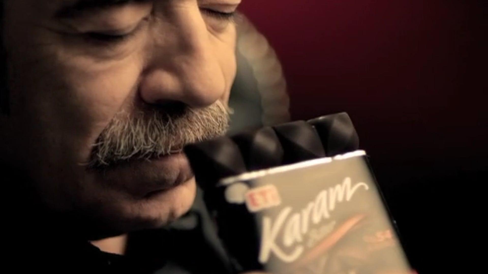 Selim Demirdelen -Eti Karam Chocolate