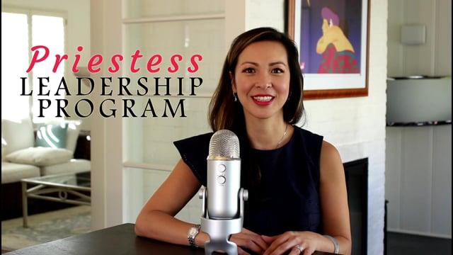 Priestess Leadership Program