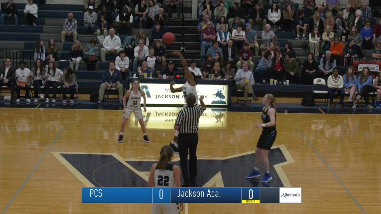 Varsity Girls Basketball-2019-Jan-08-Presbyterian Christian