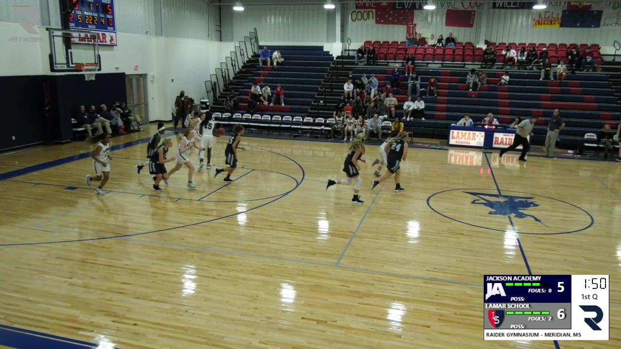 JV Girls Basketball-2018-Dec-20-Lamar School