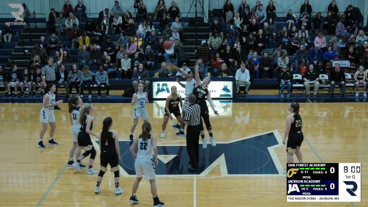 Varsity Girls Basketball-2019-Jan-15-Oak Forest