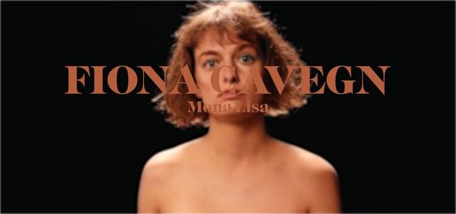 Fiona Cavegn - Mona Lisa