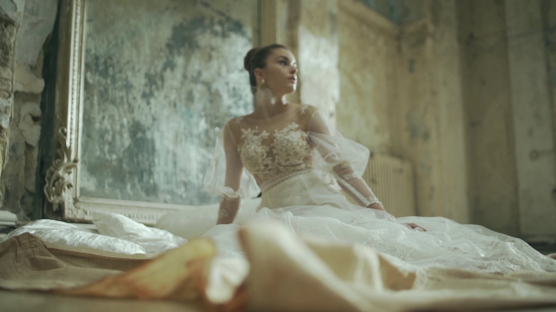 Rosa With Costantino Bridal
