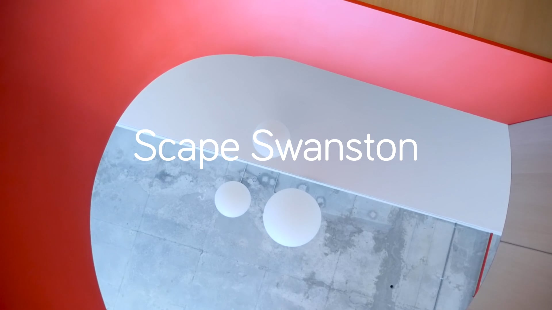 Scape Swanston - Scape Collections Exhibition