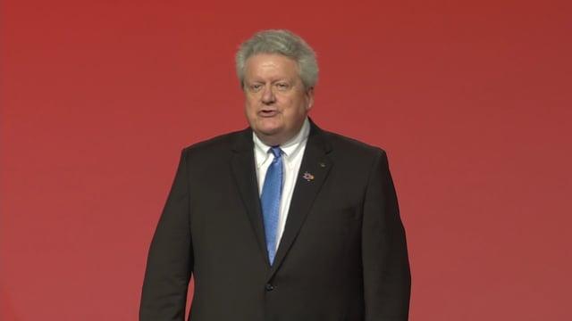 Closing - RI-President-elect Mark Maloney