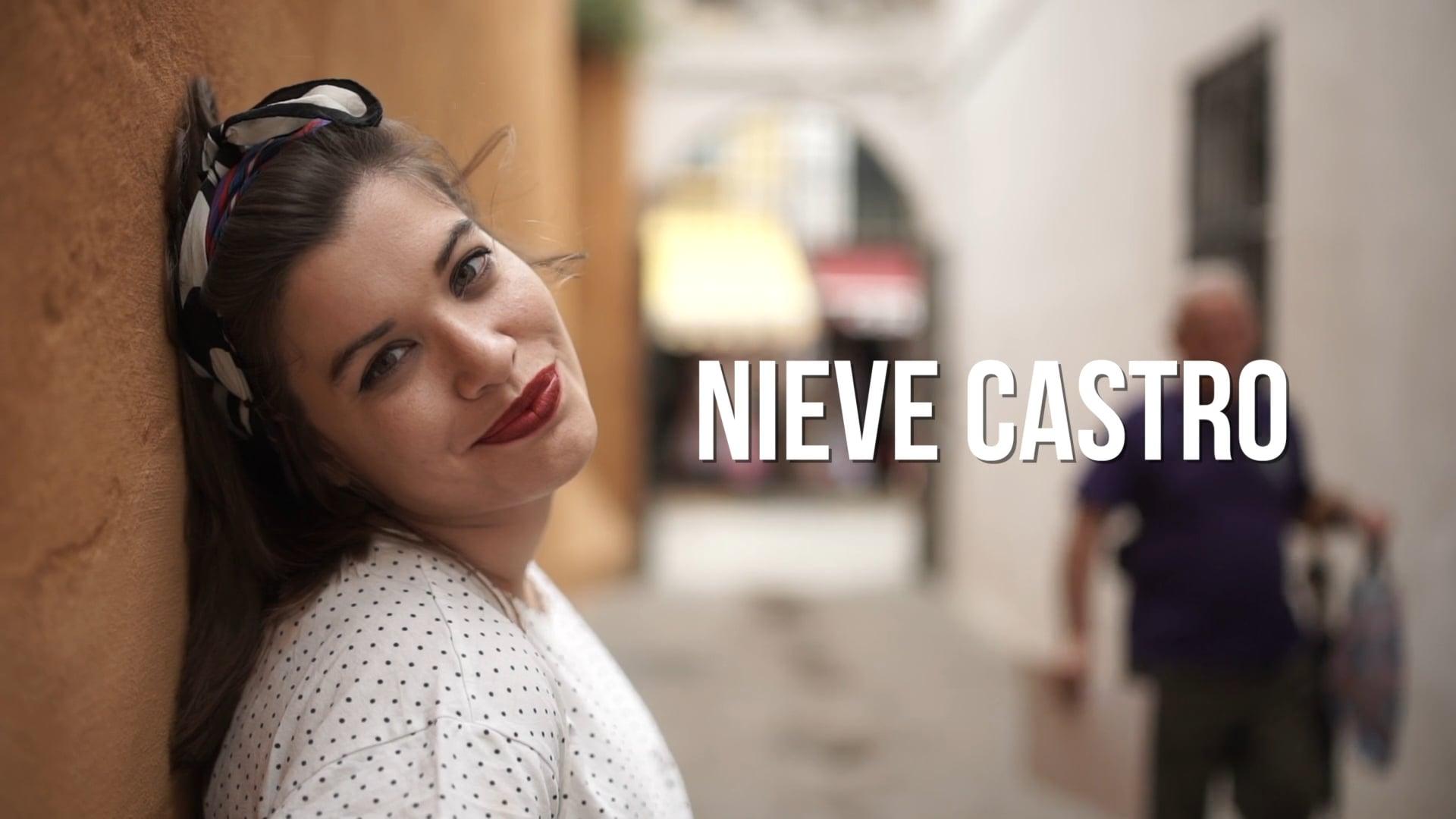 VIDEOBOOK -Nieve Castro