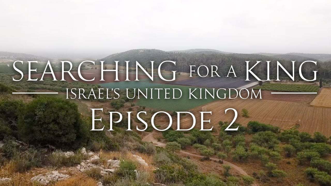 King Saul, David & Goliath - Searching for a King: Episode 2