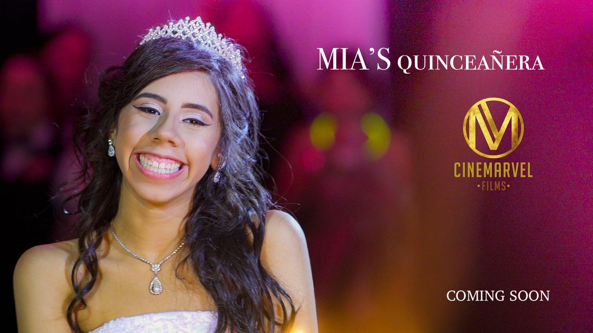 Mia's shortfilm
