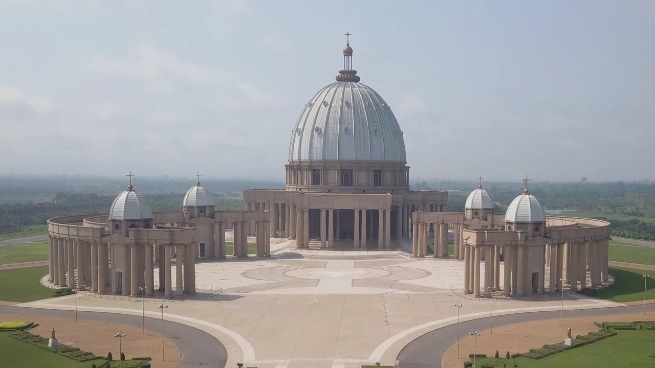 Basilica of Our Lady of Peace of Yamoussoukro -  Ivory Coast