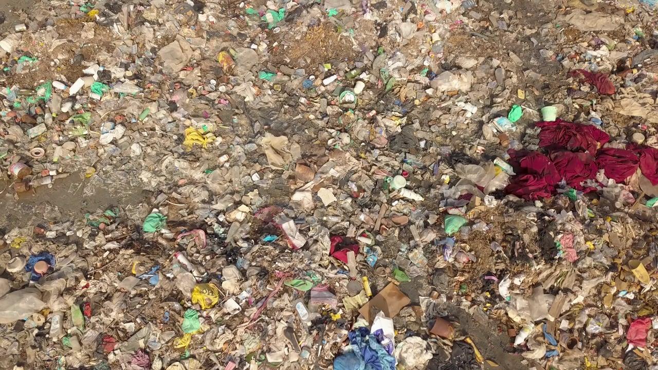 Rubbish dump - Kaolach, Senegal
