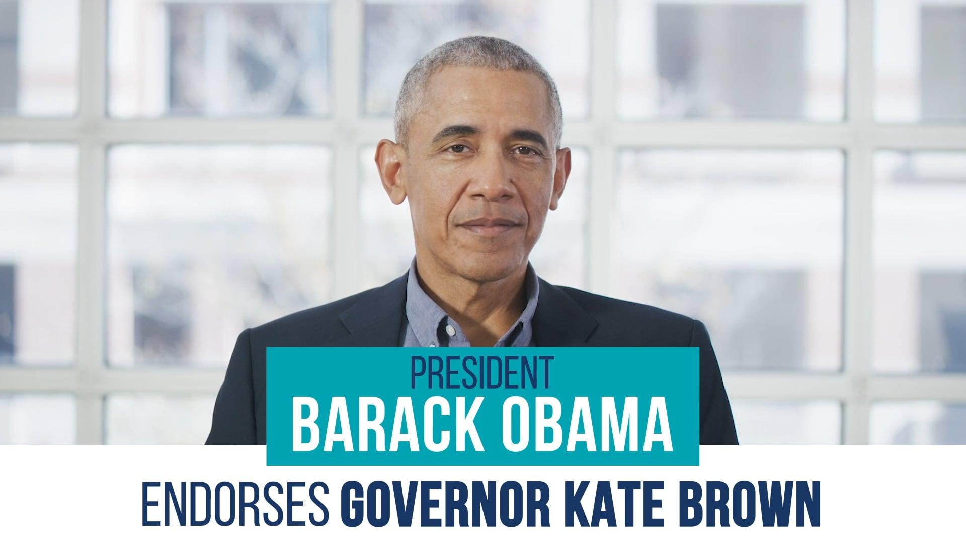 Political Ad - Kate Brown