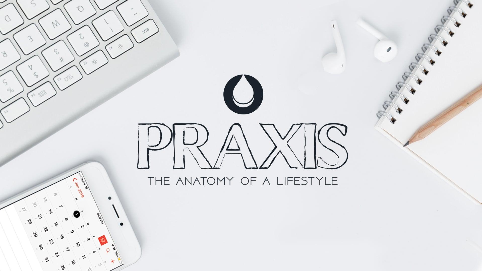 Praxis Part 3- Pastor Paul Scala