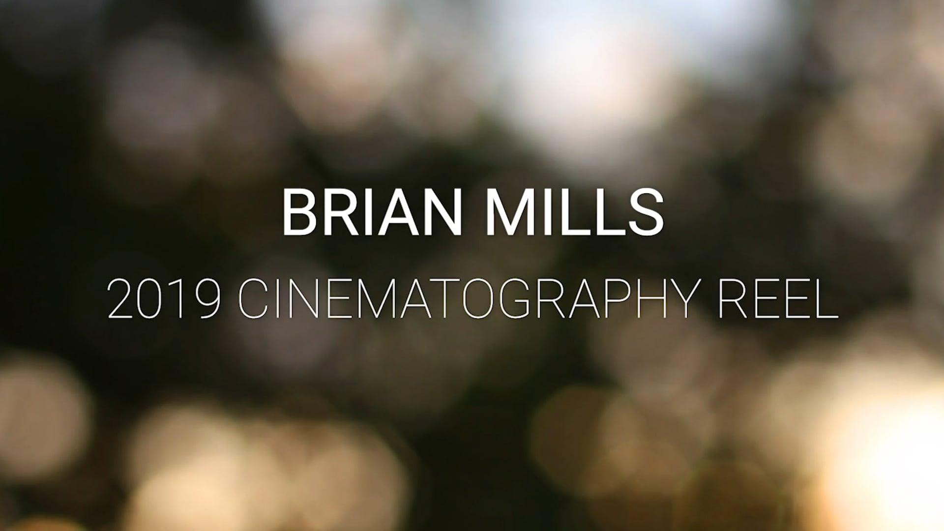 2019 Cinematography Demo Reel