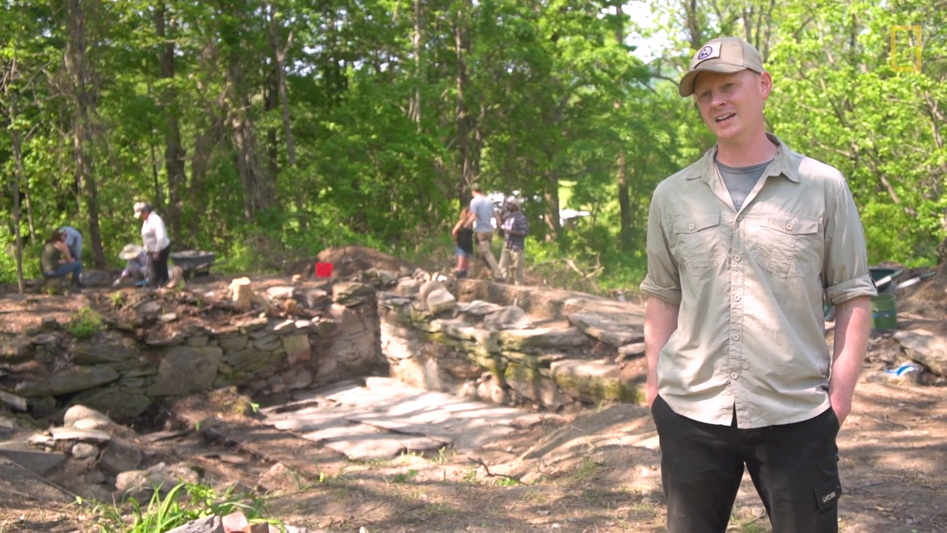 Veteran Archeological Dig
