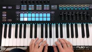 Klawiatura MIDI Novation SL Mk3