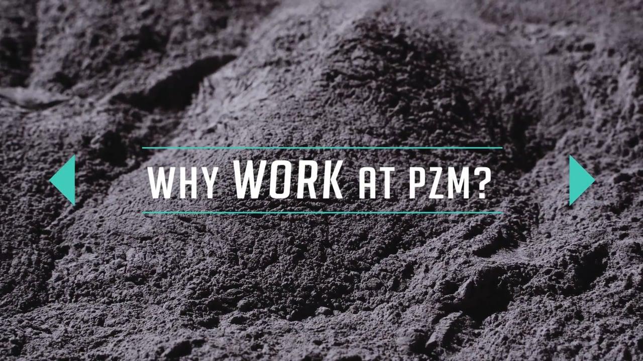Purity Zinc Metal: HR New Hire Opportunities Video