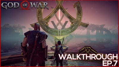 We Travel To ANOTHER REALM! - God Of War Walkthrough EP.7