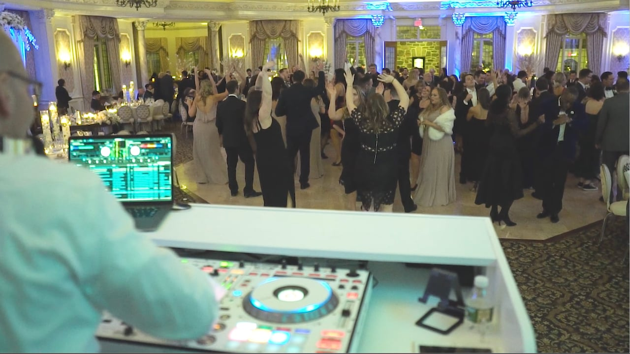 Real SCE Weddings- Diana & Michael at Pleasantdale Chateau Quickpeek - SCE Event Group - Tony Tee Neto
