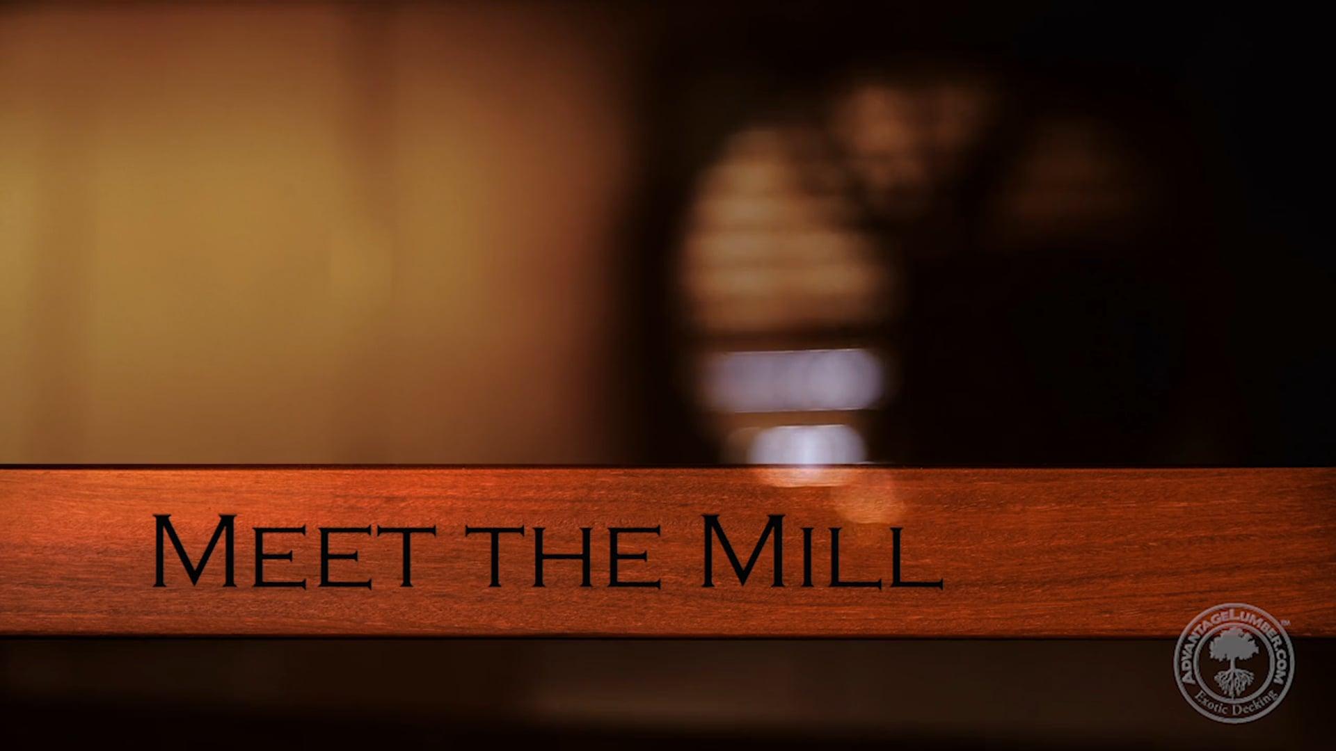 Meet the Mill: Dan Gunderman