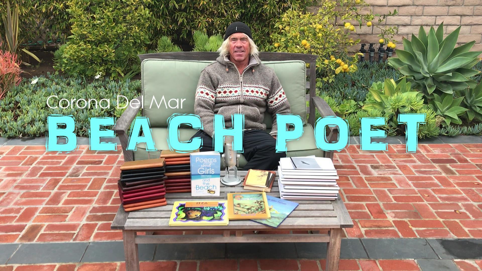 CDM Beach Poet