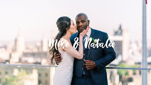 // Mike & Natalie // Wedding Highlights // Four Seasons Hotel London //