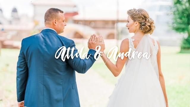 // Attila & Andrea // Wedding Highlights // BOEMA TARGU MURES //