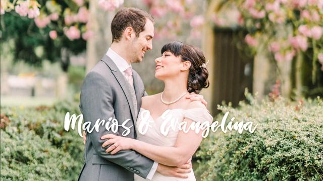 || Marios & Evangelina || THE ELVETHAM || Elopement ||