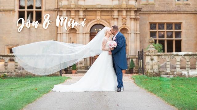 // Mimi & Jon // Orchardleigh House & Estate // Wedding Highlights //