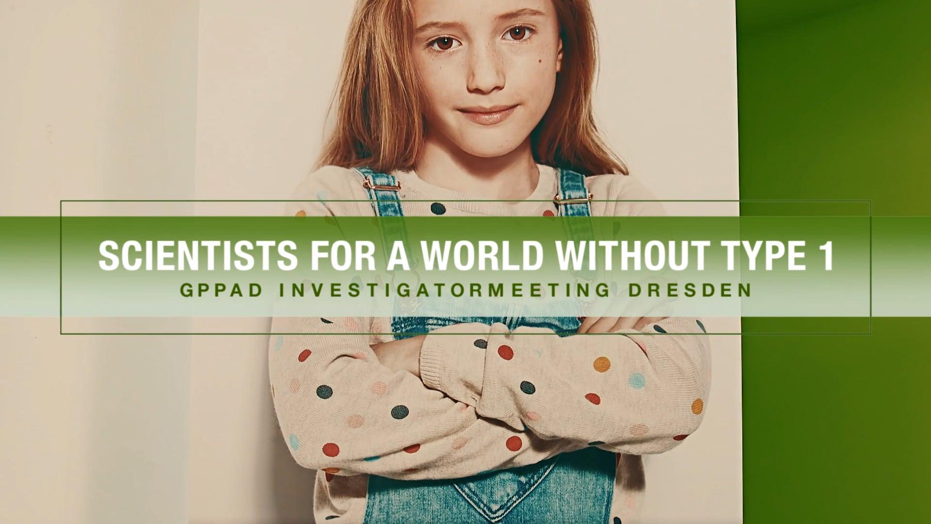 """""""Wissenschaftler für eine Welt ohne Typ I Diabetes"""""""