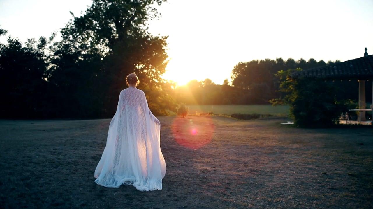 Stephanie and sam  hightlight Wedding Video-Destination wedding FRANCE