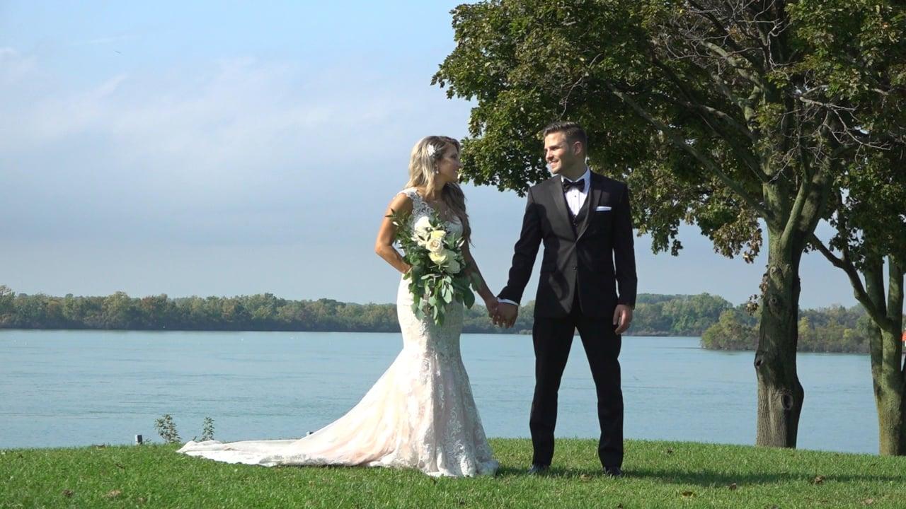 ERICA & DANIEL Wedding Day Highlights