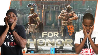 The BEST Opponents We've Faced! - For Honor Grind Ep.3